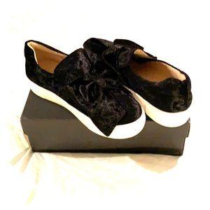 Black J/Slides - Neiman Marcus